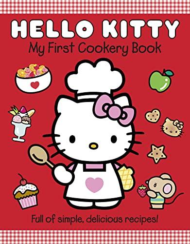9780007451500: My First Cookbook. (Hello Kitty)