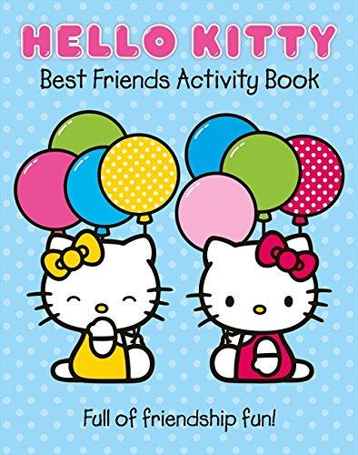 Best Friends Activity Book (Hello Kitty)