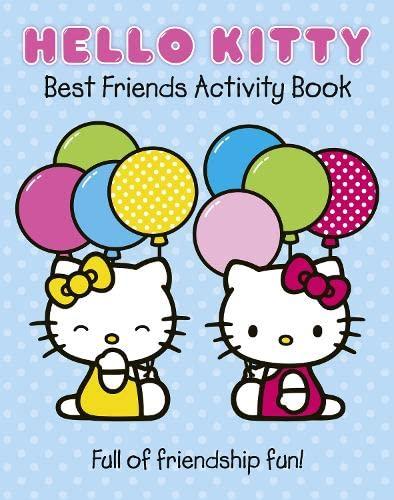 9780007451517: Best Friends Activity Book (Hello Kitty)