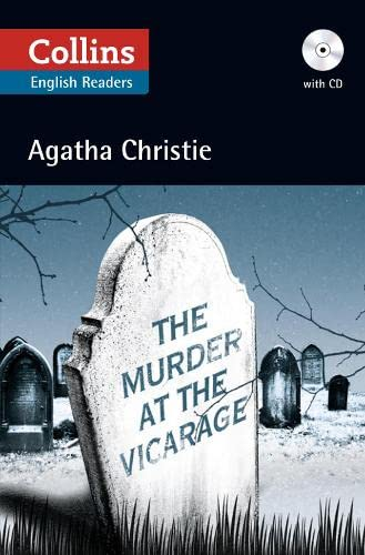9780007451579: The Murder at the Vicarage (Collins English Readers)