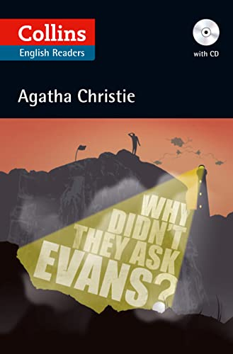 9780007451593: Why Didn't They Ask Evans? (+ CD) (Collins Agatha Christie ELT Readers)