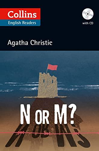 9780007451623: N or M? : B2 (Collins Agatha Christie ELT Readers)