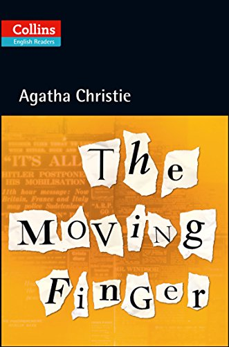9780007451630: The Moving Finger (Collins English Readers)