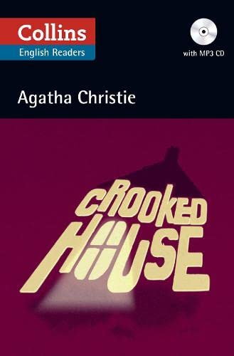 9780007451654: Crooked House (+ CD) (Collins Agatha Christie ELT Readers)
