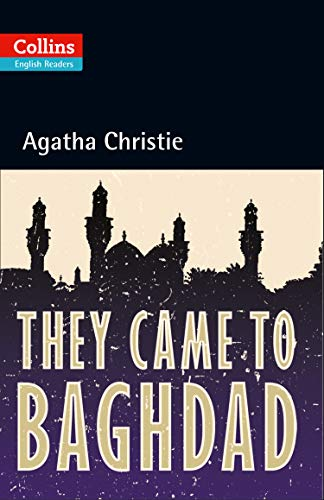 9780007451661: They Came To Baghdad (+ CD) (Collins Agatha Christie ELT Readers)