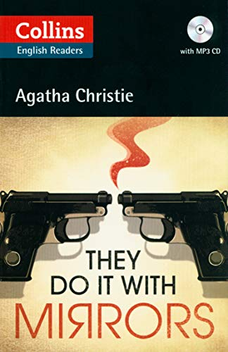 9780007451678: They Do It With Mirrors (+ CD) (Collins Agatha Christie ELT Readers)