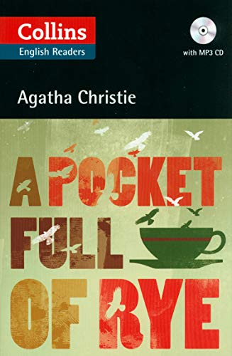 9780007451685: A Pocket Full Of Rye (+ CD) (Collins Agatha Christie ELT Readers)