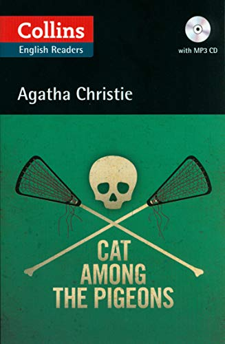 9780007451739: Cat Among the Pigeons : B2 (Collins Agatha Christie ELT Readers)