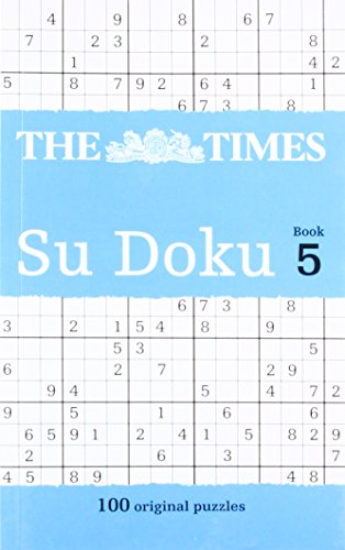 9780007451852: The Times Su Doku Book 5: The Original Best-selling Puzzle