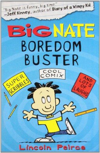 9780007451906: Big Nate Boredom Buster