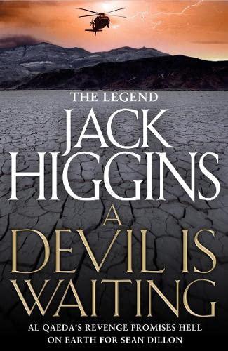 9780007452200: A Devil Is Waiting. Jack Higgins