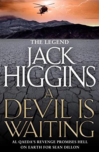 9780007452217: A Devil is Waiting (Sean Dillon Series)