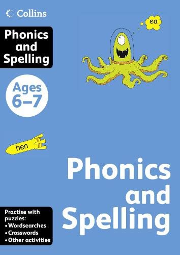 9780007452347: Collins Spelling and Phonics: ages 6-7 (Collins Practice)