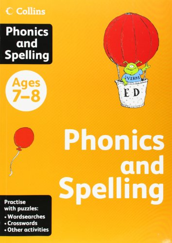 9780007452354: Collins Phonics and Spelling: Ages 7-8 (Collins Practice)