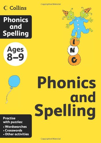 9780007452385: Collins Phonics and Spelling: Ages 8-9 (Collins Practice)