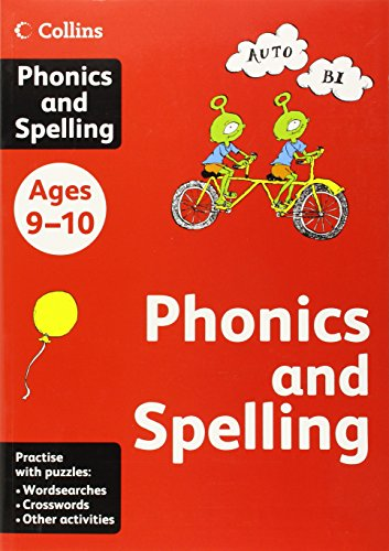 9780007452392: Collins Spelling and Phonics: Ages 9-10 (Collins Practice)