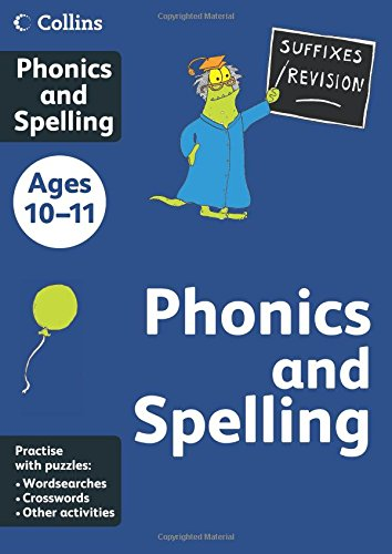 9780007452408: Collins Phonics and Spelling: Ages 10-11 (Collins Practice)