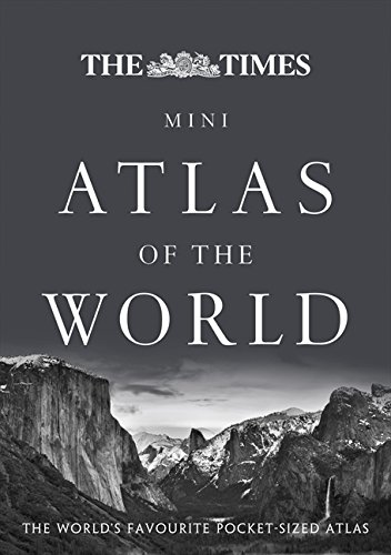 9780007452415: The Times. Mini Atlas Of The World (World Atlas)