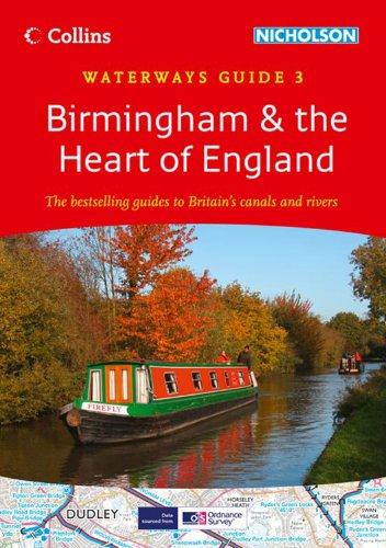 9780007452583: Birmingham & the Heart of England (Collins/Nicholson Waterways Guides, Book 3)