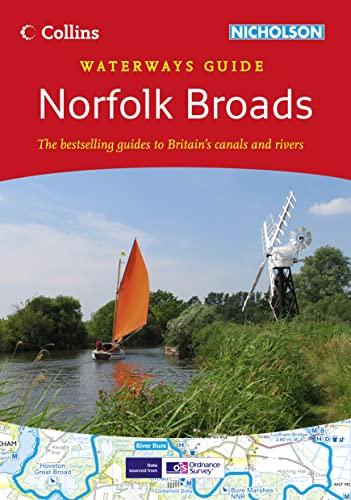 9780007452637: Norfolk Broads: Waterways Guide 8 (Collins/Nicholson Waterways Guides)