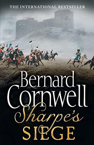 9780007452880: Sharpe's Siege: Richard Sharpe and the Winter Campaign, 1814. Bernard Cornwell (The Sharpe Series)