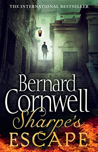 9780007452934: Sharpe's Escape: The Bussaco Campaign, 1810 (The Sharpe Series, Book 10)
