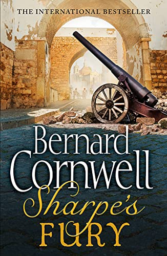 Sharpe's Fury: Richard Sharpe and the Battle of Barrosa, March 1811 (The Sharpe Series) (0007452942) by Bernard Cornwell