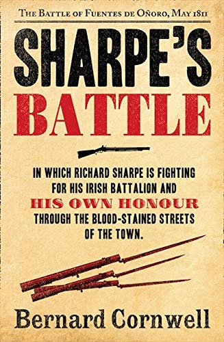 9780007452958: Sharpe's Battle: The Battle of Fuentes de Oñoro, May 1811 (The Sharpe Series, Book 12)