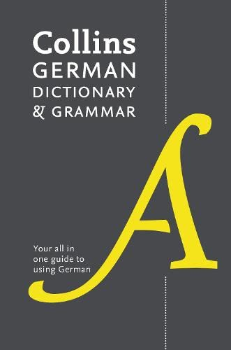 9780007453023: Collins German Dictionary and Grammar (Collins Dictionary and Grammar)