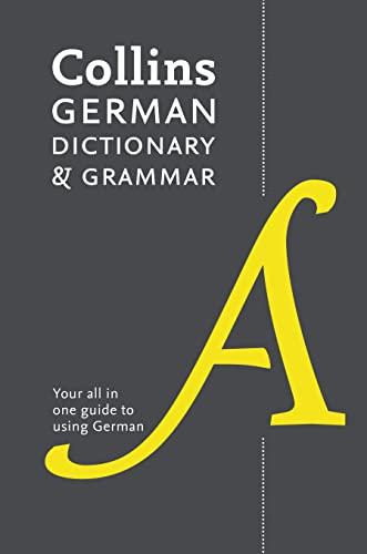 9780007453023: Collins German Dictionary and Grammar (Collins Dictionary and Grammar)