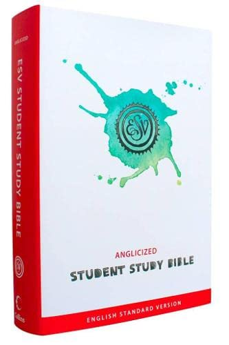9780007453276: Student Study Bible: English Standard Version (ESV) Anglicised edition (Esv Bible)