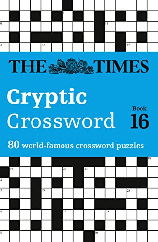 The Times Cryptic Crossword Book 16 (000745337X) by HarperCollins UK