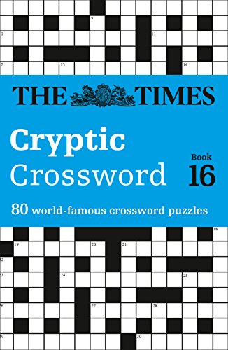 9780007453375: The Times Cryptic Crossword Book 16