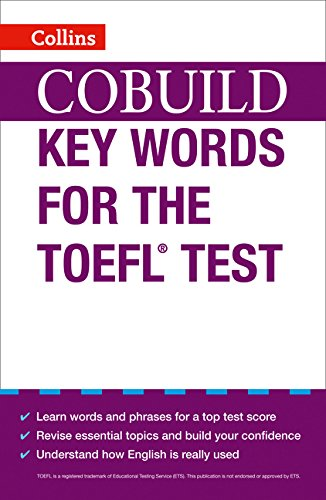 9780007453467: COBUILD Key Words for the TOEFL Test (Collins English for the TOEFL Test )
