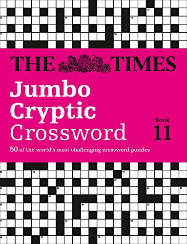9780007453474: Times Jumbo Cryptic Crossword 11