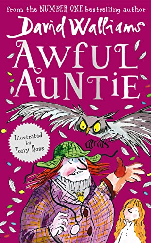 9780007453610: Awful Auntie