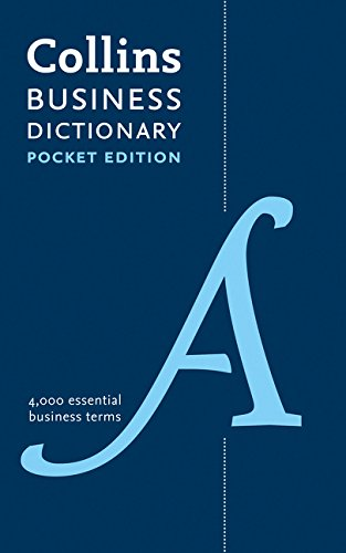 9780007454204: Pocket Business English Dictionary (Collins Business Dictionaries)