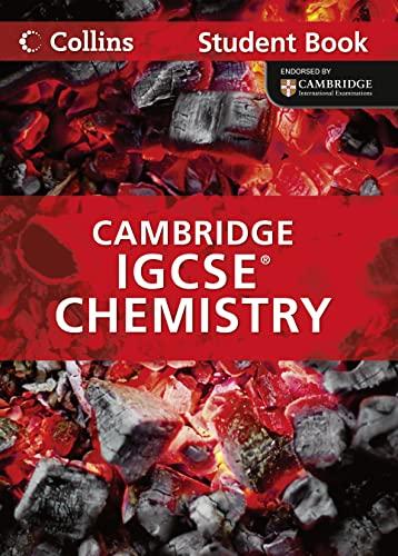 9780007454433: Chemistry Student Book: Cambridge IGCSE (Collins International GCSE)