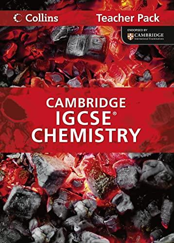 9780007454471: Collins Cambridge IGCSE - Cambridge IGCSE Chemistry Teacher Pack