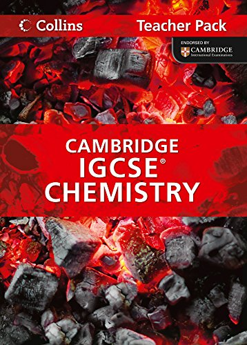 9780007454471: Chemistry Teacher Pack: Cambridge IGCSE (Collins International GCSE)