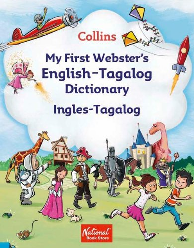 9780007454549: My First Webster's English-Tagalog Dictionary