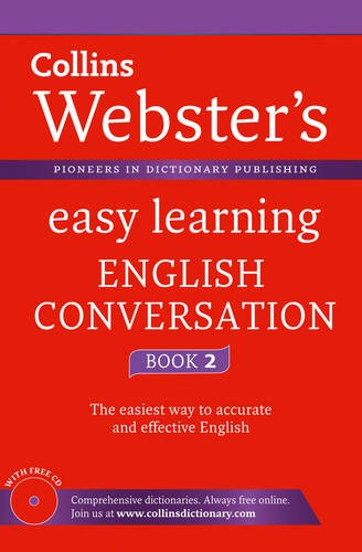 9780007454600: Collins Webster's Easy Learning English Conversation Book 2. (Collins Easy Learning English)