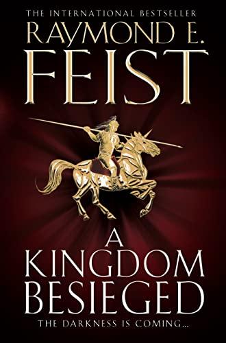 9780007454730: A Kingdom Besieged (The Chaoswar Saga, Book 1)