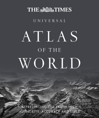 9780007455225: The Times Universal Atlas of the World (World Atlas)