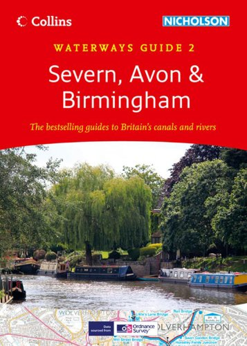 9780007455249: Severn, Avon & Birmingham: Waterways Guide 2 (Collins/Nicholson Waterways Guides)
