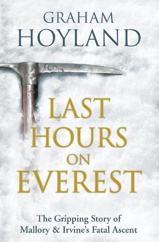 9780007455751: Last Hours on Everest