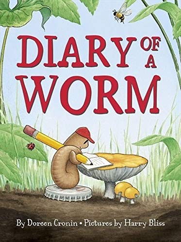 9780007455904: Diary of a Worm