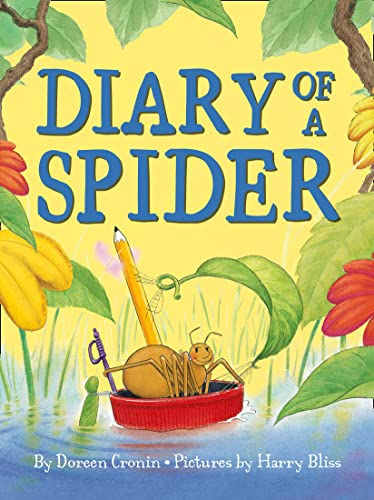9780007455928: Diary of a Spider