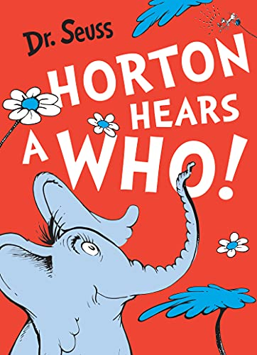 9780007455942: Horton Hears a Who (Dr Seuss)