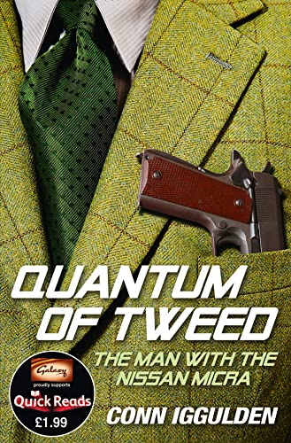 9780007455980: Quantum of Tweed: The Man with the Nissan Micra (Quick Reads 2012)